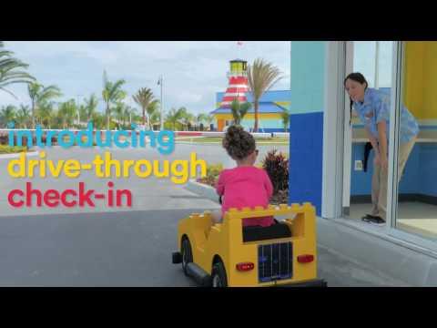 LEGOLAND Beach Retreat Introduces Drive-Through Check-in