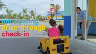 LEGOLAND® Beach Retreat Introduces Drive-Through Check-in!