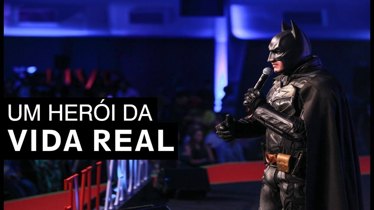 O Super Poder Do Herói é A Coragem Fator X Live