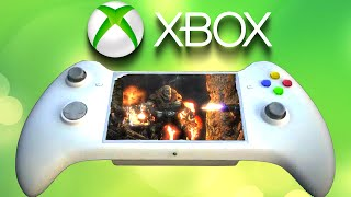 Portable XBOX Console from Microsoft? (Gaming News)