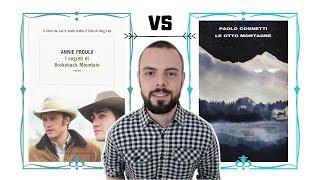 LE OTTO MONTAGNE vs I SEGRETI DI BROKEBACK MOUNTAIN