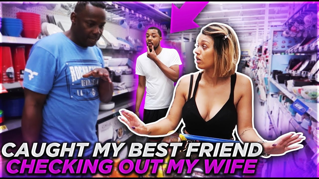 Caught My Best Friend Flirting With My Wife  - Youtube-3061
