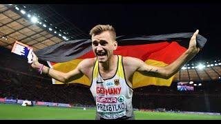 Leichtahletik-EM: Gold für Mateusz Przybylko im Hochsprung