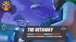 NINJA WOULD BE SICK (The Getaway Part 1) | Fortnite High Stakes|