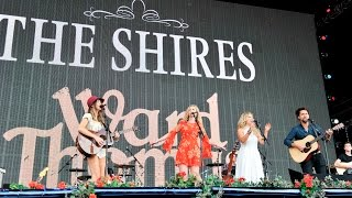 The Shires & Ward Thomas - Everywhere (Radio 2 Live in Hyde Park 2015)