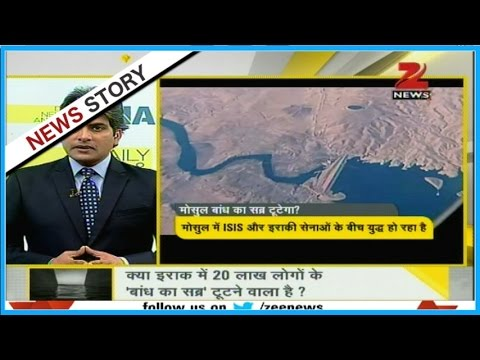 DNA: Mosul Dam may pose bigger threat for Iraq than ISIS