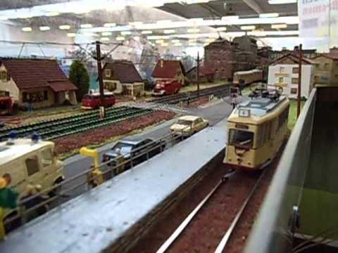 Modellbau Hannover ig modellstraßenbahn hannover auf der modellbau region hannover juni