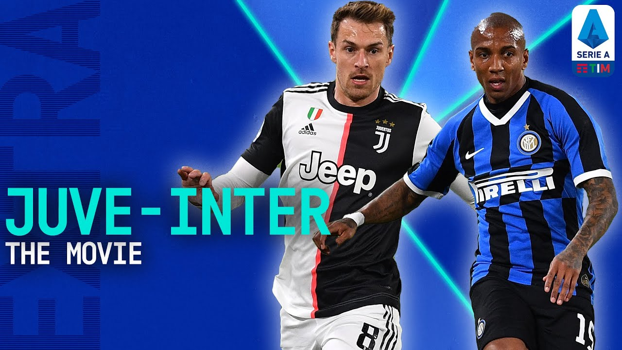 All of the Action in Turin!   Juventus 2-0 Inter: The Movie   Serie A Extra   Serie A TIM