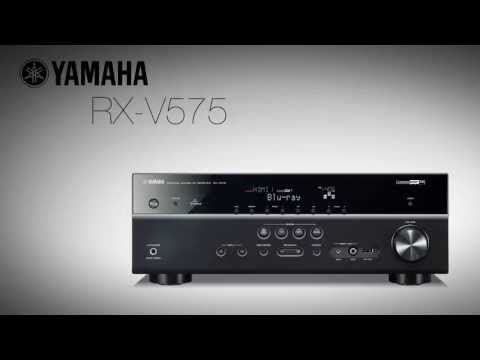 yamaha rx v475 ns 777 5 0 pack funnydog tv. Black Bedroom Furniture Sets. Home Design Ideas