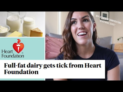 FULL FAT DAIRY IS HEALTHY AGAIN? Why No One Can Figure Out What to Eat! *RANT*