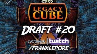 (Magic Online) Legacy Cube Draft #20 - 9/20/18