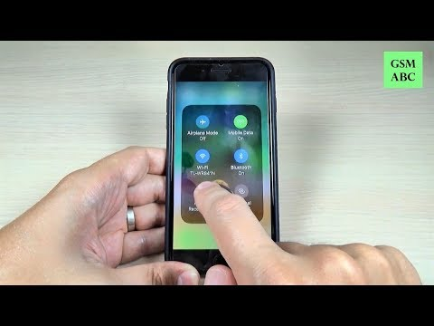 How to Open AirDrop on iPhone 5, 6, 7, 8, X, Xs & Xr - EASY MODE!