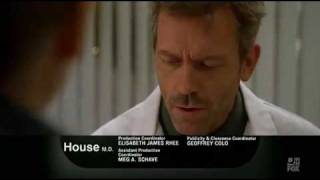 Dr House 5x11 Preview #1