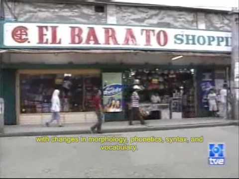 TVE news report on Chavacano