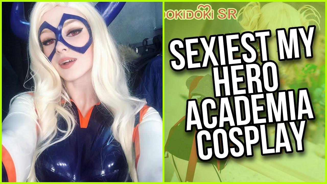 Sexiest My Hero Academia Cosplay