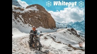 WHITEOUT on the Royal Enfield Himalayan Sleet | Teaser