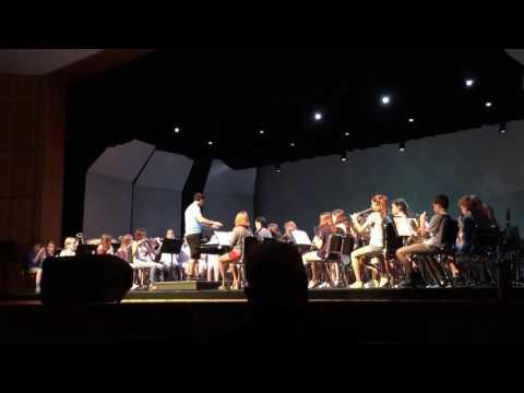 7th Grade Band Star Trek