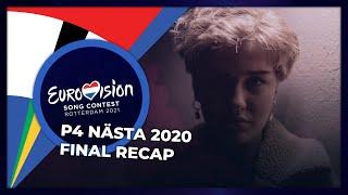 P4 Nästa 2020 (Sweden) | Final | RECAP