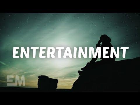 Corey Harper - Entertainment (Lyrics)