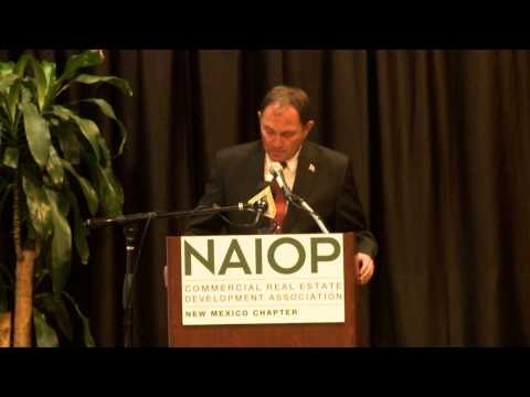 NAIOP NM June Luncheon, Economic Development Summit