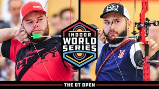 Mike Schloesser v Mario Vavro – compound men's gold | GT Open 2019