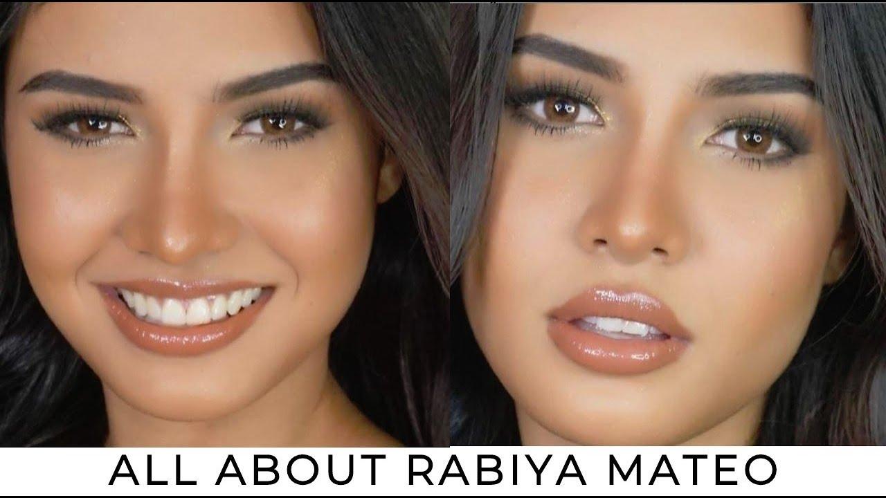 ALL ABOUT RABIYA MATEO| CHAT WITH PIA WURTZBACH| SHE TALKS WITH SENSE| MALAKI ANG LABAN