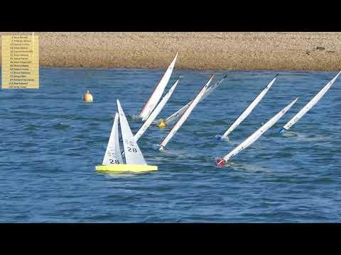 The Newport Classic - IOM. 2/9/17 Race 12 A Fleet