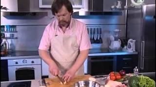 Мужская Еда - 71 - Говяжья грудинка и салат