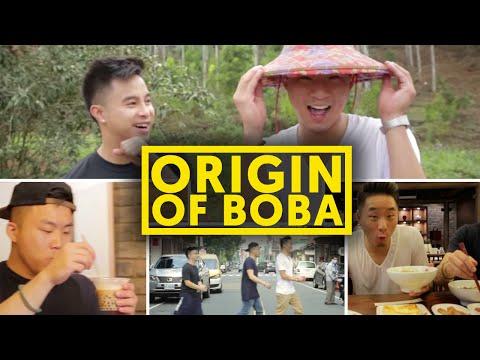 THE ORIGIN OF BOBA - Fung Bros In Taiwan - Ep. 1
