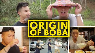 THE ORIGIN OF BOBA - Fung Bros In Taiwan - Ep. 1