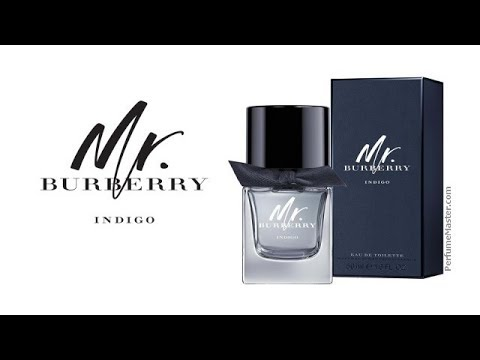e5c652e94126 Mr Burberry Indigo New Fragrance - YouTube