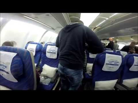 (GoPro) Boarding China Southern A330 Guangzhou to Brisbane Airport