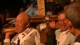 平成30年度ほうらい祭 四町青年団(大国町・水戸町・古町・大国西町)