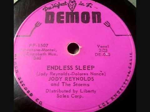 JODY REYNOLDS   Endless Sleep   1958