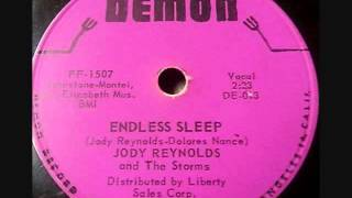 JODY REYNOLDS   Endless Sleep   1958