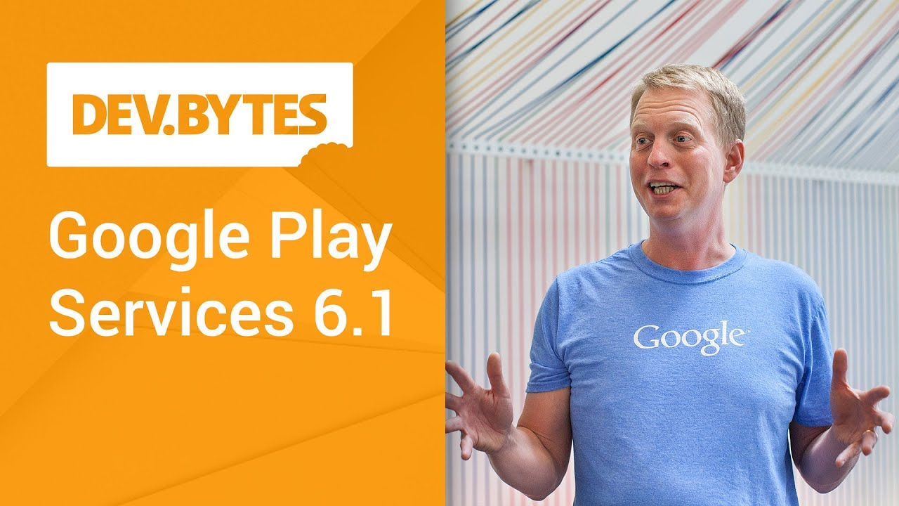 Google Play services 6.1