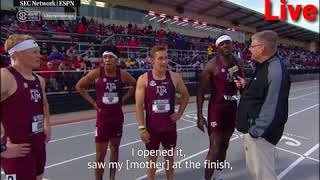 Impossible Final Sprints in Running ● HD