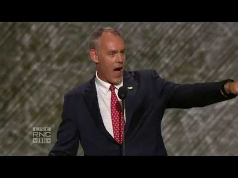 Rep. Ryan Zinke | 2016 Republican National Convention