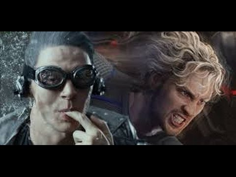 Quicksilver Age Of Ultron (Sweet Dreams Are Made Of This)