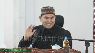 "Ustaz Abdullah Khairi ""UAK"" ᴴᴰl Istimewanya Umat Akhir Zaman"