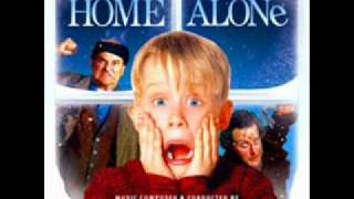 Home Alone Soundtrack - 26. Clothesline Trapeze/Marley To The Rescue