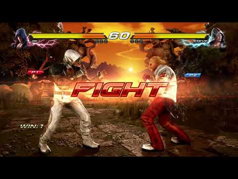 Tekken 7 Sets: Jin Solidrose Vs Steve Thefalsegod