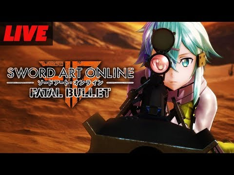Early Hours of Sword Art Online: Fatal Bullet