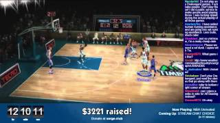 Extra-Life 2014: NBA Unrivaled Part 2