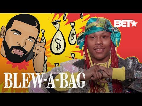 Drake Hired Producer Mike Zombie From His College Dorm & Now He's In A New Tax Bracket | Blew A Bag