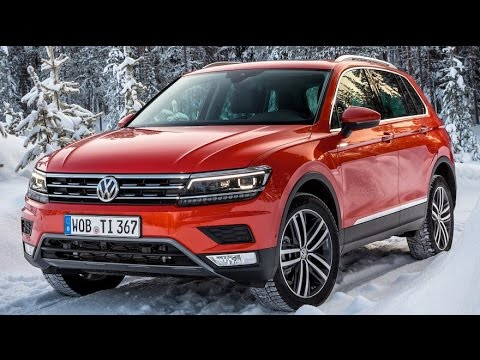 Vw Tiguan Review All New Next Generation