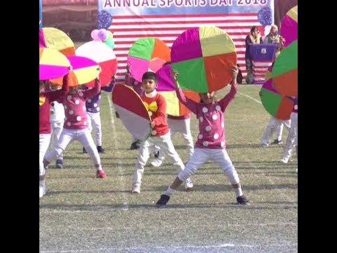 Allied School Baghbanpur Campus Annual Sports Day at Railway Stadium Garhi Shahu