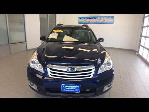 2011 Subaru Outback Greenfield, Keene, Brattleboro, Northampton,  Springfield, MA 17366A. Lundgren Honda Of Greenfield
