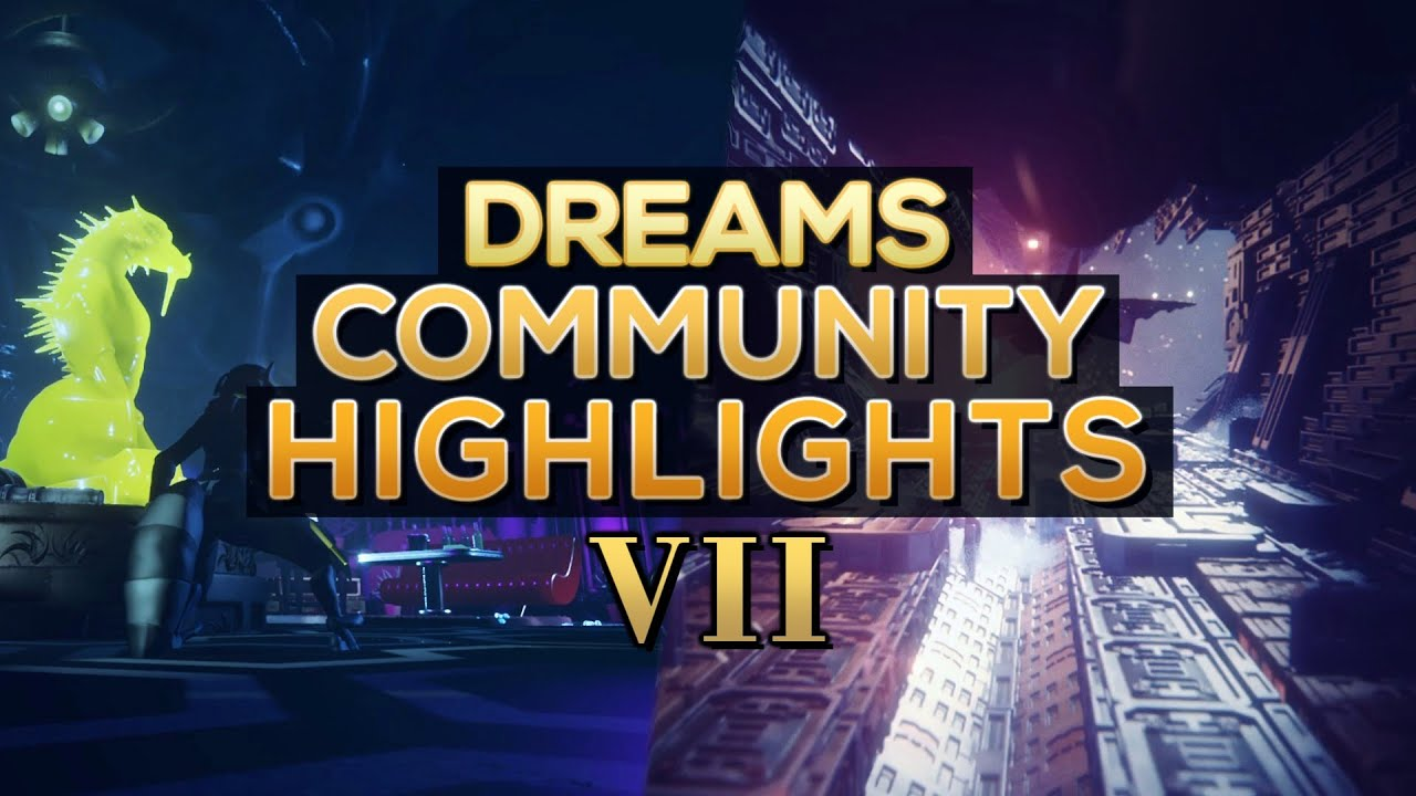 SLY COOPER PS4, AMAZING ART, SCENES, GAMES & MORE! | Dreams Community  Highlights (Part 7)
