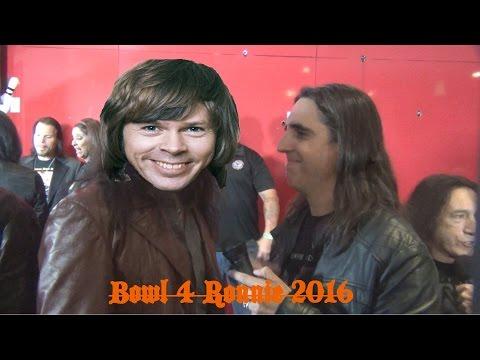 Black Sabath, Judas Priest All Stars Interview @Bowl 4 Ronnie